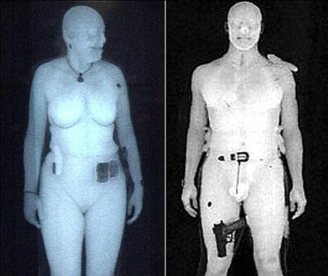 body scanners DAISY FUENTES in Bikini