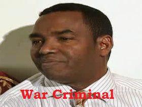 Abdi Aden Magan - War Criminal