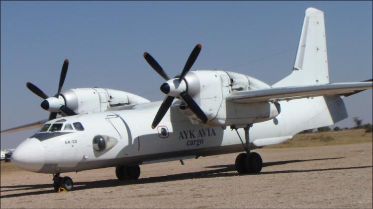 mercenary plane